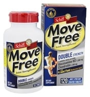 Schiff - Move Free Joint Strengthener Double Strength - 120 Coated Tablet(s)