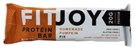 FitJoy Nutrition - Protein Bar Homemade Pumpkin Pie - 12 Bars