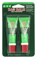 Bag Balm - Skin Moisturizer Twin Pack - 0.5 oz.