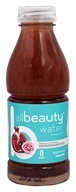 All Beauty Water - Skincare Drink Pomegranate Rose - 16 oz.