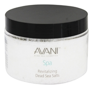 Avani Dead Sea Cosmetics - Spa Revitalizing Dead Sea Salts - 14.08 oz.