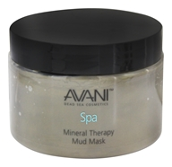 Avani Dead Sea Cosmetics - Spa Mineral Therapy Mud Mask - 17.6 oz.