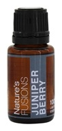 Nature's Fusions - 100% Pure Essential Oil Juniper Berry - 15 ml.