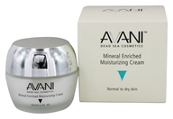 Avani Dead Sea Cosmetics - Mineral Enriched Moisturizing Cream - 1.7 oz.
