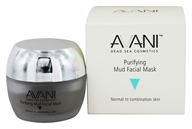Avani Dead Sea Cosmetics - Purifying Mud Facial Mask - 1.7 oz.