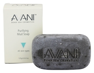 Avani Dead Sea Cosmetics - Purifying Mud Bar Soap - 4.4 oz.
