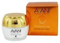 Avani Dead Sea Cosmetics - Timeless Mineral Eye Cream - 1.75 oz.