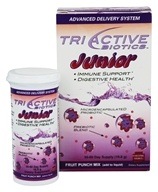 Essential Source - TriActive Biotics Junior Fruit Punch Mix - 19.8 Grams
