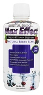 Essential Source - Max Effect Liquid Vitamin Delivery Natural Berry Blast - 30 oz.