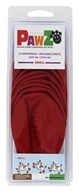 Pawz - Dog Boots Size Small Red - 12 Pack