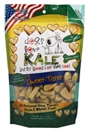 Dogs Love Kale - All Natural Dog Treats Sweet Tater - 6 oz.