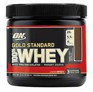 Optimum Nutrition - 100% Whey Gold Standard Protein Isolates Double Rich Chocolate - 3.24 oz.
