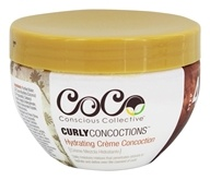 CoCo Conscious Collective - Curly Concoctions Hydrating Creme Concoction - 8 oz.