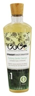 CoCo Conscious Collective - Straight Transformations Purifying Gentle Cleanser - 12 oz.