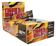 Schiff - Tiger's Milk Bars Box Peanut Butter Crunch - 24 Bars
