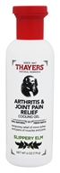 Thayers - Arthritis & Joint Pain Relief Cooling Gel - 6 oz.