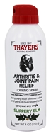 Thayers - Arthritis & Joint Pain Relief Cooling Spray - 4 oz.