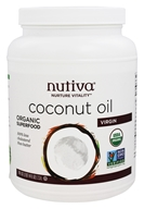 Nutiva - Coconut Oil Organic Virgin - 78 oz.