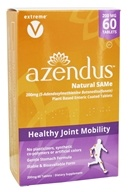 Azendus - Healthy Joint Mobility Natural SAMe 200 mg. - 60 Enteric-Coated Tablets
