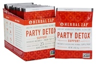 Herbal Zap - Ayurvedic Party Detox Support Drink Mix - 25 Packet(s)
