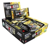 Raw Revolution - Organic Live Food Bars Box Raw Rev 100 Calorie Golden Cashew - 20 Bars