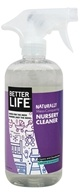 Better Life - Naturally Mess Conquering Nursery Cleaner Lavender and Chamomile - 16 oz.