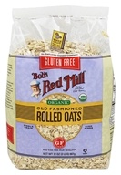 Bob's Red Mill - Organic Old Fashioned Rolled Oats - 32 oz.