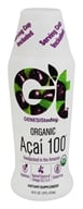 Genesis Today - Organic Acai 100 - 16 fl. oz.