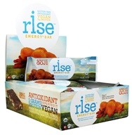 Rise Foods - Rise Energy Bars Box Apricot Goji - 12 Bars Formerly PranaBar