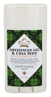 Nubian Heritage - 24 Hour Deodorant Abyssinian Oil & Chia Seed - 2.25 oz.