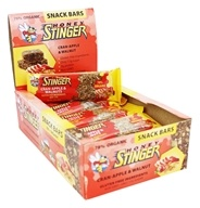 Honey Stinger - Snack Bars Cran-Apple & Walnut - 15 Bars