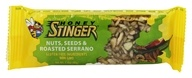 Honey Stinger - Snack Bars Nuts, Seeds & Roasted Serrano - 1.4 oz.