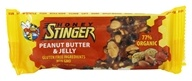 Honey Stinger - Snack Bars Peanut Butter & Jelly - 1.4 oz.