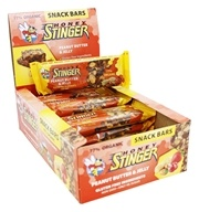 Honey Stinger - Snack Bars Peanut Butter & Jelly - 15 Bars