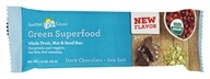 Amazing Grass - Organic Green Superfood Energy Bar Dark Chocolate & Sea Salt - 1.6 oz.