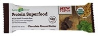 Amazing Grass - Organic Protein Superfood Bar Chocolate Almond Butter - 2.1 oz.