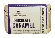 Lake Champlain Chocolates - Five Star Chocolate Bar Chocolate Caramel - 2 oz.