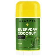 Alaffia - Coconut Reishi Collection Deodorant Vetiver - 2.65 oz.