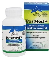 EuroPharma - Terry Naturally BosMed + Boswellia with Frankincense Oil - 60 Softgels