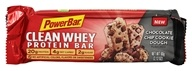 PowerBar - Clean Whey Protein Bar Chocolate Chip Cookie Dough - 2.12 once.