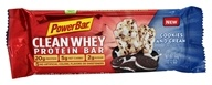 PowerBar - Clean Whey Protein Bar Cookies and Cream - 2.12 oz.