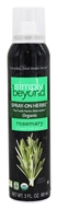 Simply Beyond - Organic Spray On Herb Rosemary - 3 oz.