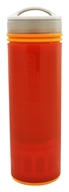 Grayl - Ultralight Water Purifier Bottle + Filter Orange - 16 oz.