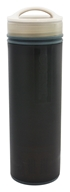 Grayl - Ultralight Water Purifier Bottle + Filter Black - 16 oz.