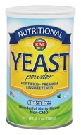 Nutritional Yeast Powder Unflavored - 6.3 oz.