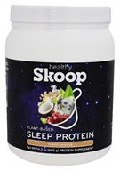 Healthy Skoop - Plant-Based Sleep Protein Tirami-Snooze - 14.3 oz.