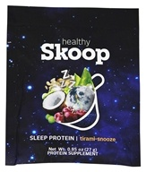 Healthy Skoop - Plant-Based Sleep Protein Tirami-Snooze - 0.95 oz.