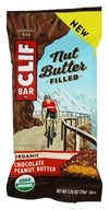 Clif Bar - Organic Nut Butter Filled Energy Bar Chocolate Peanut Butter - 1.76 oz.