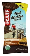 Clif Bar - Organic Nut Butter Filled Energy Bar Chocolate Hazelnut Butter - 1.76 oz.