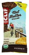 Clif Bar - Organic Nut Butter Filled Energy Bar Coconut Almond Butter - 1.76 oz.